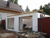 Строительство гаражей под ключ. Владикавказские строители.