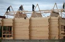 строительство домов из бруса в Владикавказе