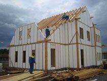 каркасное строительство домов Владикавказ