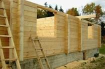 строительство домов из бревен Владикавказ