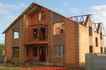 Строительство домов из кирпича в Владикавказе и пригороде, строительство домов из кирпича под ключ г.Владикавказ