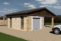 Строительство гаражей в Владикавказе и пригороде, строительство гаражей под ключ г.Владикавказ