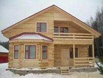 Строительство домов из бруса в Владикавказе. Нами выполняется строительство домов из бруса, бревен в городе Владикавказ и пригороде